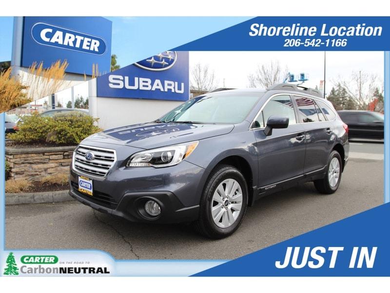 Photo 2016 Subaru Outback 2.5i Premium For Sale in Seattle, WA