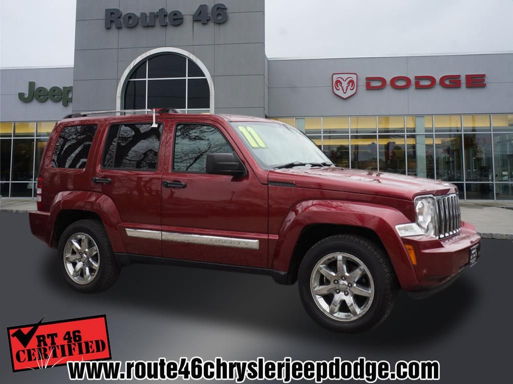 Photo Used 2011 Jeep Liberty Limited Edition SUV For Sale in Little Falls NJ