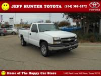 Used 2006 Chevrolet Silverado 1500 For Sale in Waco TX Serving Temple | VIN: 3GCEK14V06G246174