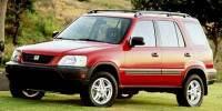 Used 1998 Honda CR-V 4WD EX Automatic