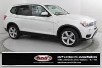 Used 2017 BMW X3 sDrive28i Sports Activity Vehicle