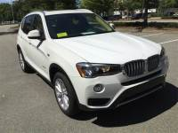 Certified 2017 BMW X3 xDrive28i for sale in MA