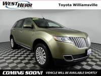 2013 Lincoln MKX SUV For Sale - Serving Amherst