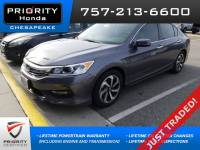 Certified Pre-Owned 2016 Honda Accord EX-L Sedan in Chesapeake, VA, near Virginia Beach