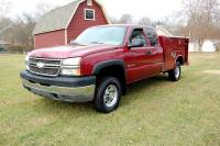 2005 Chevrolet Silverado 2500HD EXTENDED CAB PICKUP 4-DR