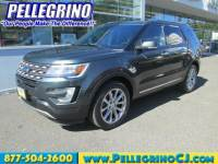 2016 Ford Explorer 4WD Limited Sport Utility in Woodbury Heights