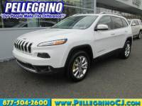 2014 Jeep Cherokee 4WD Limited Sport Utility in Woodbury NJ