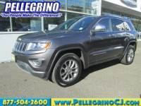 2014 Jeep Grand Cherokee 4WD Limited Sport Utility in Woodbury Heights
