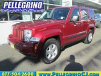 2012 Jeep Liberty 4WD Sport Sport Utility in Woodbury Heights