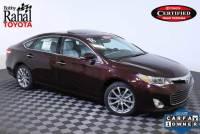 2015 Toyota Avalon XLE Touring Sedan Front-wheel Drive