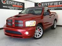 2006 Dodge Ram 1500 SRT-10 NAVIGATION LEATHER HEATED SEATS INFINITY SOUND SYSTEM 22 IN WHEELS