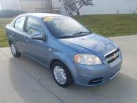 2007 Chevrolet Aveo LS 4dr Sedan