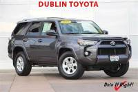 Certified Pre-Owned 2015 Toyota 4Runner SR5 SUV in Dublin, CA