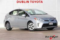 Certified Pre-Owned 2014 Toyota Prius Two Hatchback in Dublin, CA