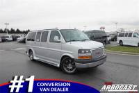Pre-Owned 2014 GMC Conversion Van Majestic Mobility AWD AWD