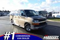 Pre-Owned 2003 Chevrolet Conversion Van Quality Coach AWD