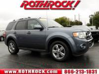 Used 2012 Ford Escape Limited SUV in Allentown