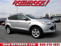 Used 2016 Ford Escape SE SUV in Allentown