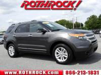 Used 2015 Ford Explorer XLT SUV in Allentown