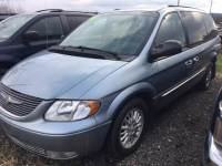 2004 Chrysler Town and Country AWD Touring 4dr Extended Mini-Van