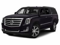 2016 Cadillac Escalade ESV Platinum SUV near Houston
