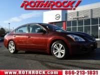 Used 2012 Nissan Altima 3.5 SR (CVT) Sedan in Allentown