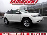 Used 2012 Nissan Murano SUV in Allentown