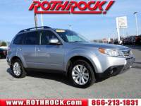 Used 2012 Subaru Forester 2.5X SUV in Allentown