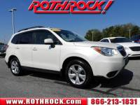 Used 2015 Subaru Forester 2.5i SUV in Allentown
