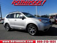 Used 2015 Subaru Forester 2.5i Touring SUV in Allentown