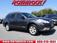 Used 2010 Subaru Outback 2.5i Limited SUV in Allentown