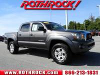 Used 2011 Toyota Tacoma Base V6 Truck Double Cab in Allentown