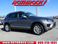 Used 2016 Volkswagen Touareg VR6 SUV in Allentown