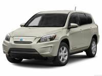 Used 2012 Toyota RAV4 EV Base For Sale in Sunnyvale, CA