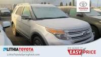 Used 2015 Ford Explorer XLT SUV in Springfield