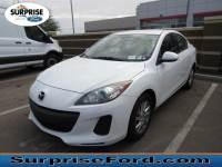 Used 2012 Mazda Mazda3 i Touring Sedan For Sale in Surprise Arizona