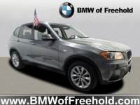 Pre-Owned 2014 BMW X3 xDrive28i SAV for sale in Freehold,NJ