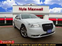 DEALER CERTIFIED PRE-OWNED 2016 CHRYSLER 300 300C DEALER CERTIFIED AWD