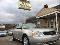 2006 Ford Five Hundred SEL 4dr Sedan