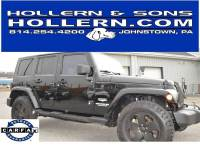 2008 Jeep Wrangler Unlimited 4x4 Sahara 4dr SUV