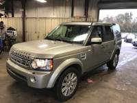 Pre-Owned 2013 Land Rover LR4 HSE 4WD