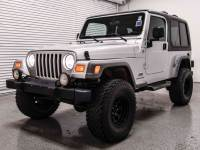 Used 2005 Jeep Wrangler For Sale | Phoenix AZ | VIN: 1J4FA44S95P323675
