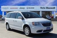 Used 2016 Chrysler Town & Country Touring Van LWB Passenger Van in Taylor TX