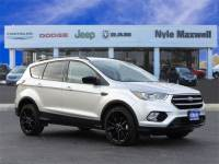Used 2017 Ford Escape SE SUV in Taylor TX