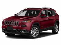 Used 2017 Jeep Cherokee Limited 4x4 SUV in Rochester, NY