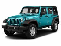 Used 2016 Jeep Wrangler Unlimited Sport SUV in Rochester, NY