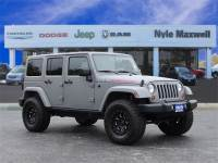 Used 2013 Jeep Wrangler Unlimited Rubicon SUV in Taylor TX