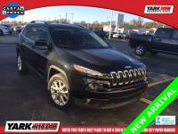 Certified Used 2014 Jeep Cherokee Latitude FWD SUV in Toledo