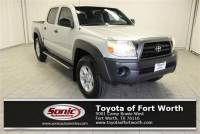 2008 Toyota Tacoma Prerunner 2WD Dbl V6 AT Natl Truck Double-Cab in Fort Worth
