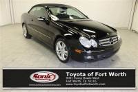 2008 Mercedes-Benz CLK-Class 3.5L 2dr Cabriolet Convertible in Fort Worth